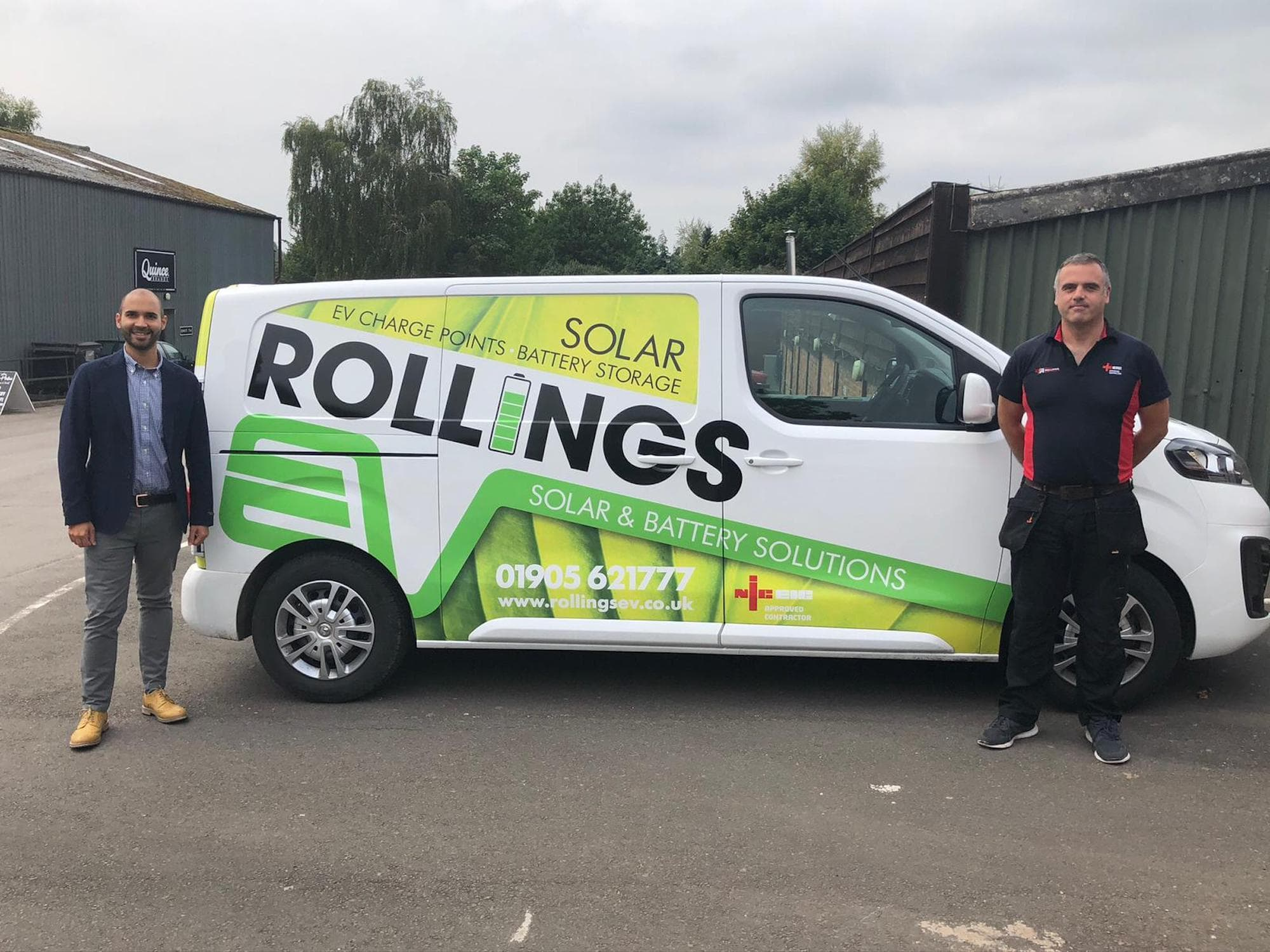 InvestGrow Financial Services partners with Rollings Electrical - InvestGrow Financial Services Ltd